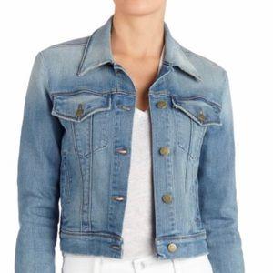 NWT J Brand Harlow Denim Jacket